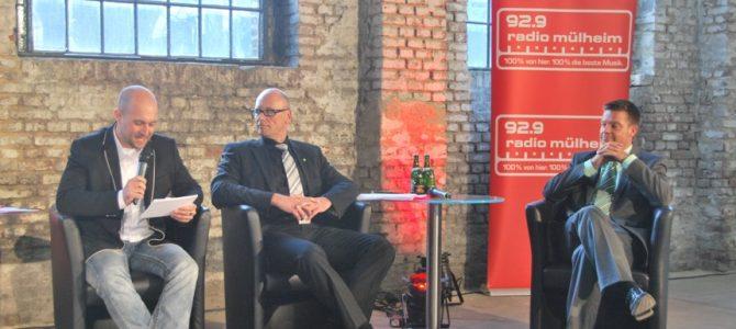 Talkrunde Radio Mülheim