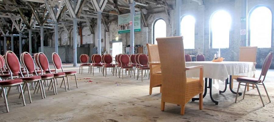Mieten Sie Unsere Location Fur Ihren Event Alte Dreherei Mulheim An Der Ruhr