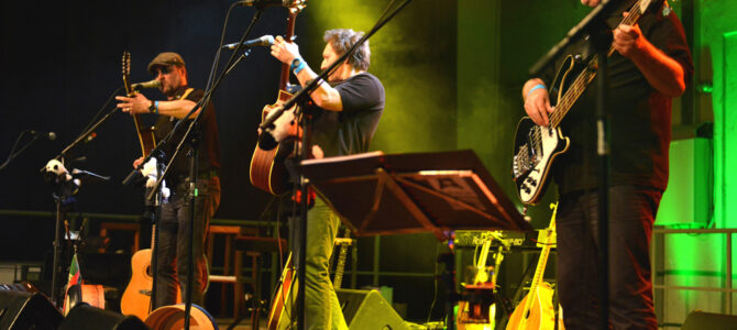 Folk Night zum St.Patrick's Day mit Black Sheeep in der Alten Dreherei