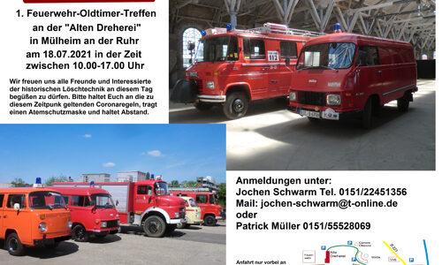 Feuerwehr-Oldtimer-Treffen