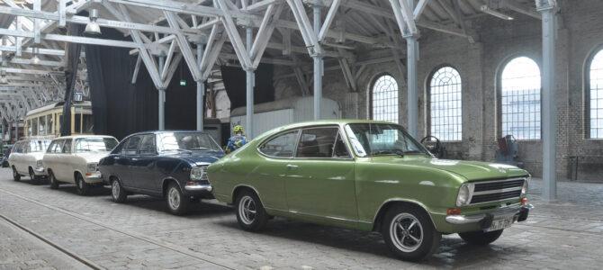 Opel Kadett B on Tour